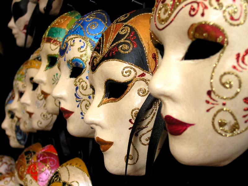 Venedik Maskeleri Ve Organik Baskı Atölyesi Haftasonu çocuklarla